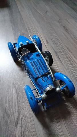 Bugatti Type 59 1934 1: Kleinanzeigen aus Bruchsal Büchenau - Rubrik Modellautos