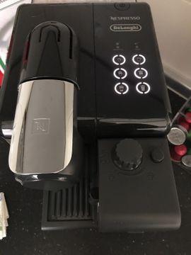 Nespresso De Longhi Kapselmaschine: Kleinanzeigen aus Kandel - Rubrik Kaffee-, Espressomaschinen