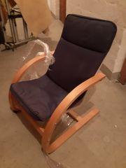 Gut erhaltener Kinder Stuhl