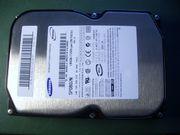 Neuwertige Samsung SP0802N 80 GB