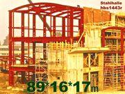 Gebrauchte Breitflanschträger Profilstahl Stahlträger Stahlbaukonstruktionen