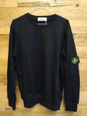 Stone Island Pullover schwarz Größe