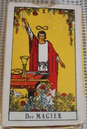 Tarot Karten RIDER TAROT Der
