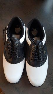 Herren Golf Schuhe ungetragen