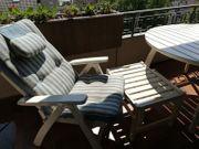 hochwertiges Holz-Gartenmöbelset von Herlag