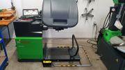 Bosch WBE5210 Reifen Wuchtmaschiene für