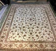 Persischer Tabriz-Teppich Fm Harrods
