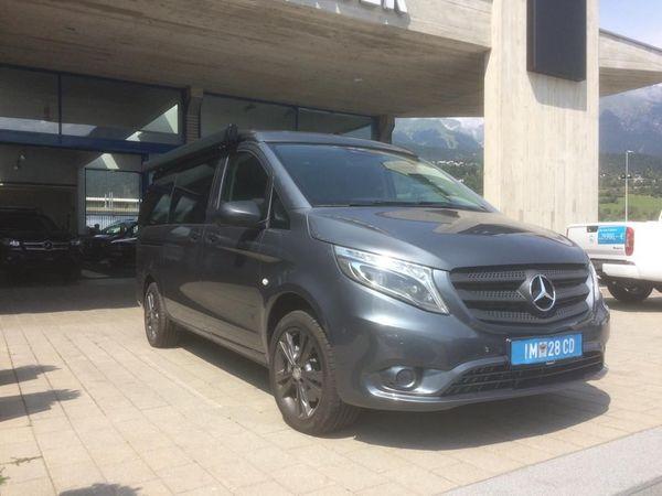 Mercedes Camping Bus wie neu