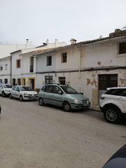 Renovierungsbedürftiges spanisches Stadthaus Benissa Costa