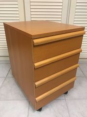 IKEA Rollcontainer ANTON - 4 Schubladen -