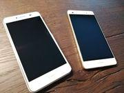 Huawei P8 lite und Y5ii