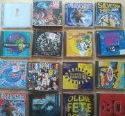 CDs aus den 80ern