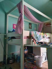 fast geschenkt schönes komplettes Mädchenzimmer