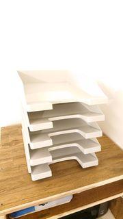 10 Stück Briefablage A4 Format -