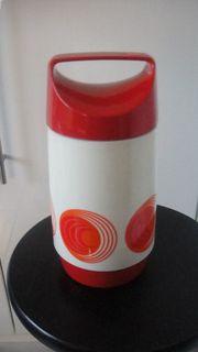 Henkelmann- Rotpunkt- Speißebehälter-