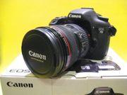 CANON EOS 7D Objektiv EF