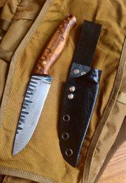 Handgemachtes MesserAmazon Bargriff