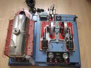 wilesco d 32 el Dampfmaschine