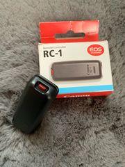 EOS Remote Controller RC-1 Kamera
