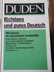 Duden Richtiges und gutes Deutsch
