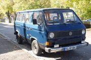 VW Bus T3 Caravelle 2