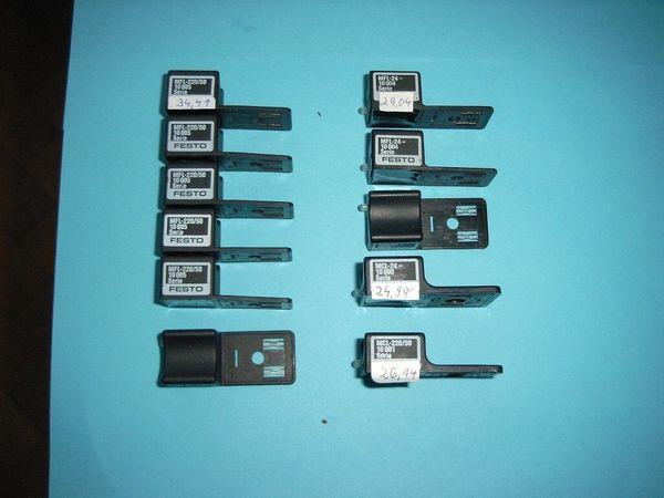 Biete LED-Schaltanzeige f Mg-Ventile 24V-220V