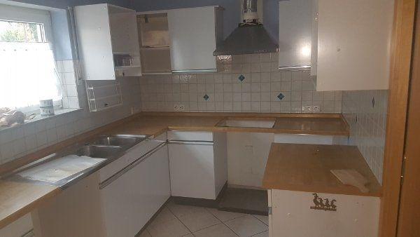 SALE Schaffitzel Küche weiß kühlschrank