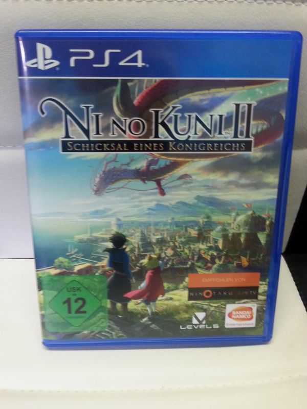Ni No Kuni 2 PS4