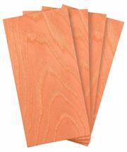 Justus Grill-Planken Hickory 4er Set