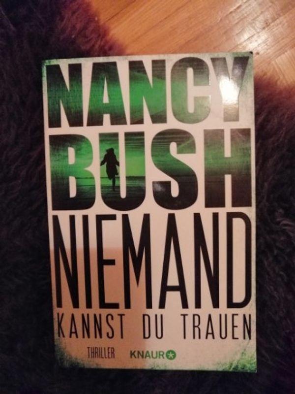 Thriller Nancy Bush Niemand kannst