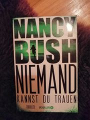 Thriller Nancy Bush Niemand kannst