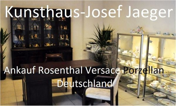 Ankauf Porzellan Rosenthal Versace - kaufe