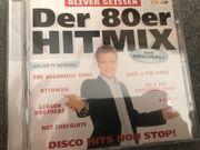 Der 80er Hitmix CD