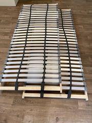 2 Lattenroste Lönset IKEA 80x200 -