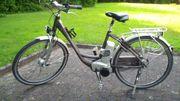 Kalkhoff City E-Bike Tiefeinsteiger 28
