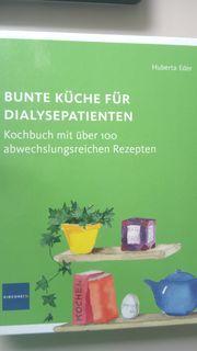 Bunter Küche für Dialysepatienten - Huberta