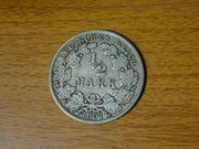 1 2 Mark von 1907