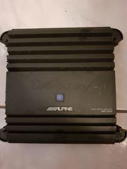 Alpine Mono Verstärker MRP-M500