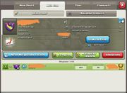 Clash of Clans Clan Level