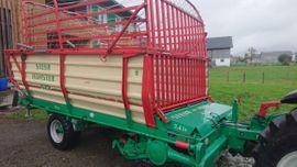 Traktoren, Landwirtschaftliche Fahrzeuge - Steyr Hamster 422 zu verkaufen