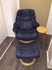 Stressless Sessel und Hocker Vegas