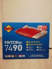 FRITZ Box 7490 NEUWERTIG