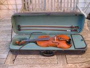 Alte deutsche Geige ca 1920