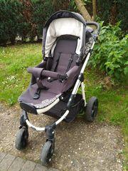 Knorr Kombi-Kinderwagen Buggy plus Babyschale