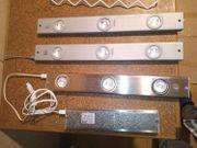 Ikea Elektromaterial Steckdosen Halogen-Beleuchtung