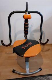 Trainingsgerät für Rücken Bauch- und