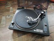 DJ Plattenspieler mit USB Anschluss