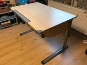 Schüler-Schreibtisch mit Drehstuhl sehr guter