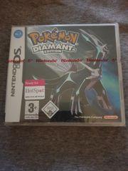 Pokemon Diamant First release Sealed
