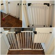 Absperrgitter / Treppenschutzgitter